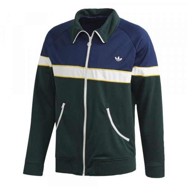 ADIDAS JAKA TRACK TOP GREEN NIGHT S20