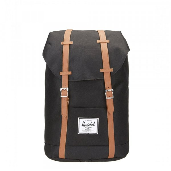 HERSCHEL SOMA RETREAT POLY BLACK