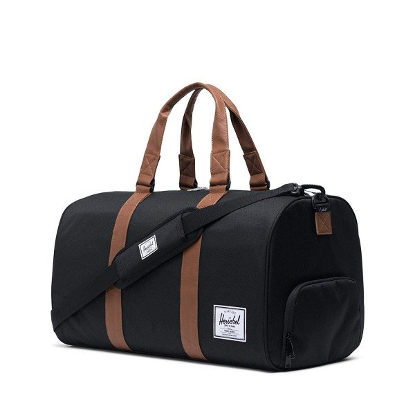 HERSCHEL SOMA NOVEL POLY BLACK