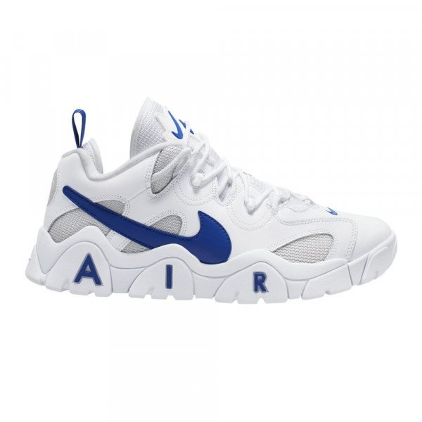 NIKE APAVI AIR BARRAGE LOW WHITE HYPER BLUE S20