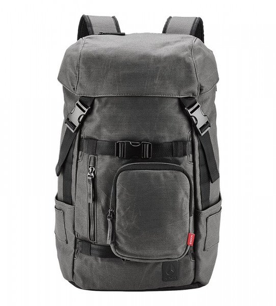 NIXON SOMA LANDLOCK 30L BACKPACK BLACK