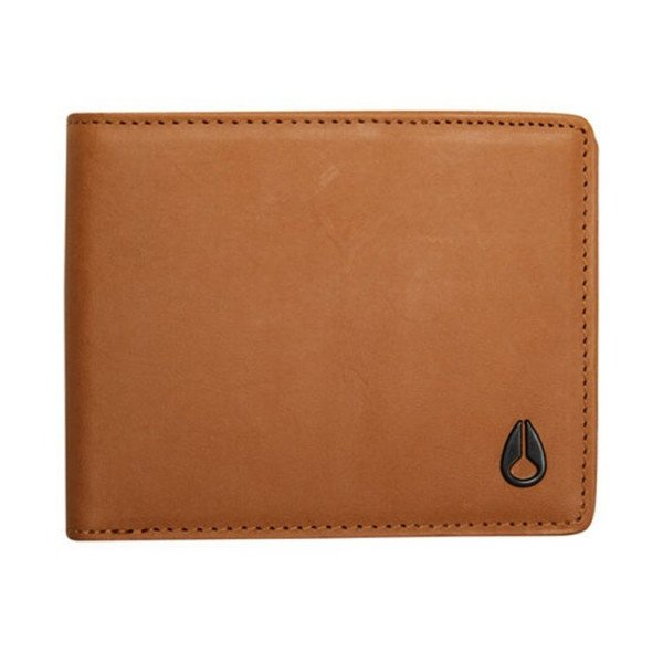 NIXON WALLET CAPE LEATHER SADDLE