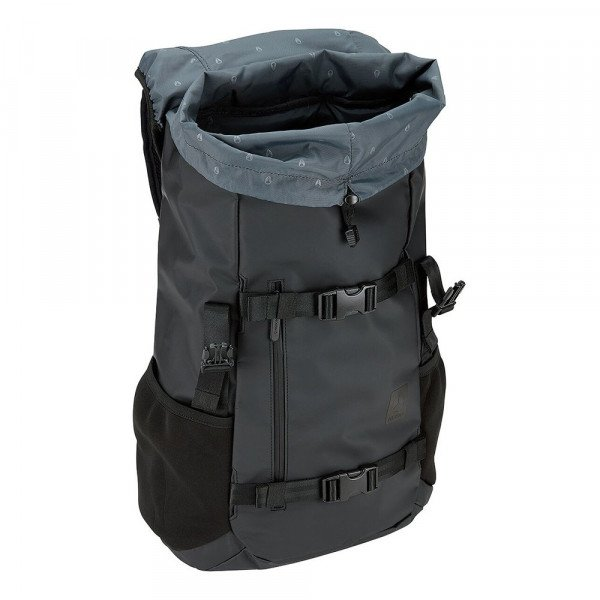 NIXON SOMA LANDLOCK BACKPACK WR ALL BLACK