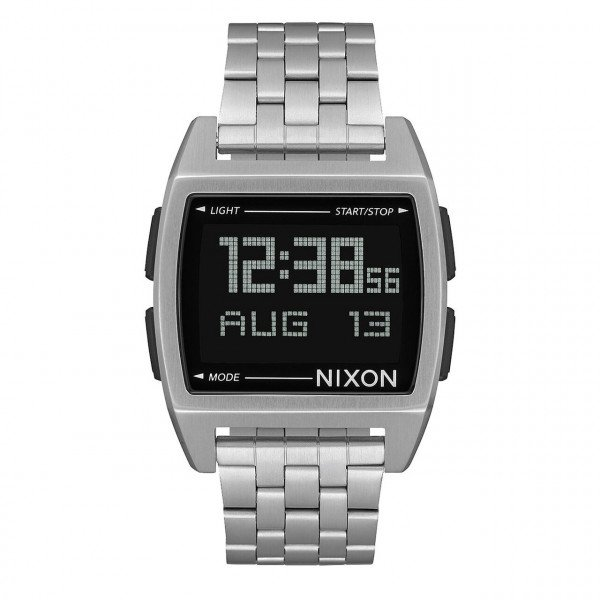 NIXON PULKSTENIS BASE BLACK