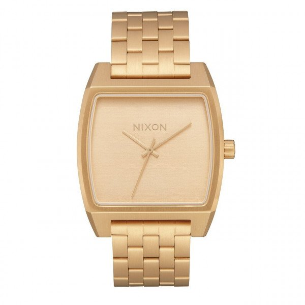 NIXON PULKSTENIS TIME TRACKER ALL GOLD