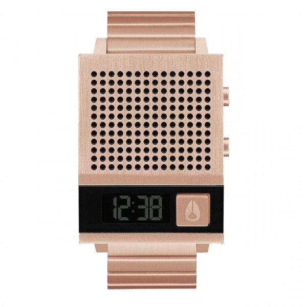 NIXON PULKSTENIS DORK TOO ALL ROSE GOLD