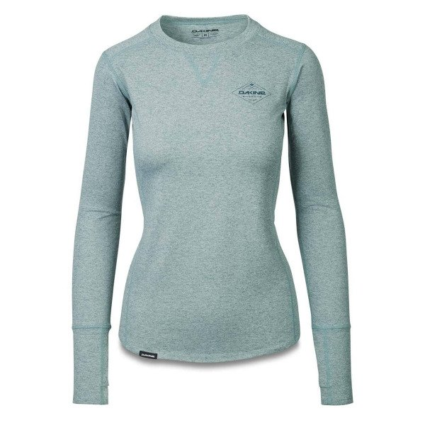 DAKINE TERMOVEĻA LARKSPUR MW TOP DEEP TEAL HEATHER W19