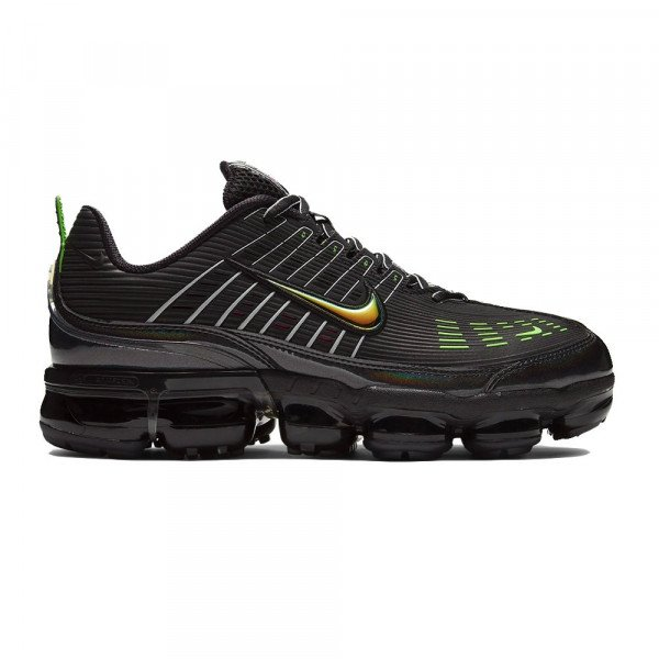 NIKE APAVI AIR VAPORMAX 360 BLACK OFF NOIR GREEN S20