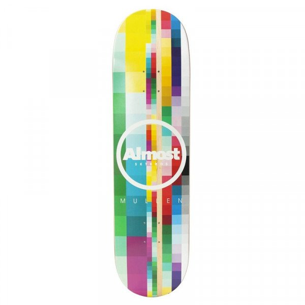 ALMOST KLĀJS MULLEN RASTERIZED IMPACT LIGHT 8.25 DECK