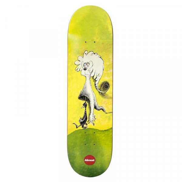 ALMOST KLĀJS MAX DR. SEUSS ART SERIES 8 DECK