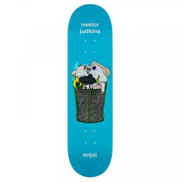 ENJOI KLĀJS JUDKINS ONE MANS TRASH BLUE 8.25 DECK