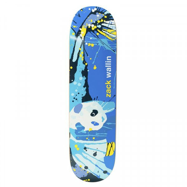 ENJOI WALLIN SPLATTER PANDA 8.5 DECK