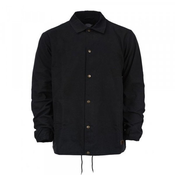 DICKIES JACKET BUSKIRK CANVAS COACH JACKET BLK S20