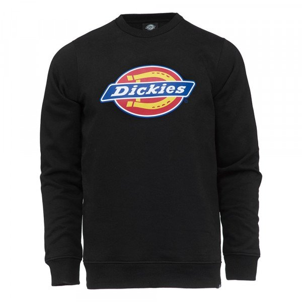 DICKIES HOOD PITTSBURGH REGULAR SWEATSHIRT BLK S20