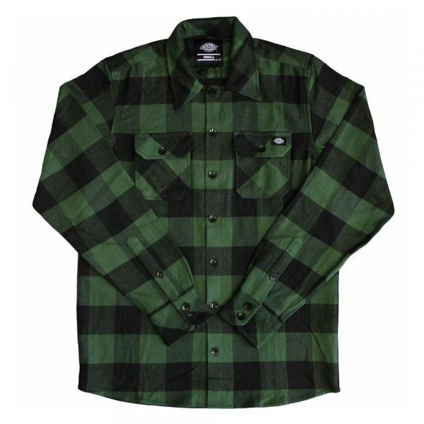 DICKIES SHIRT SACRAMENTO RELAXED LS SHIRT PG0 S20