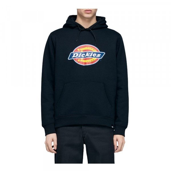 DICKIES HOOD SAN ANTONIO REGULAR HOODY BLK S20