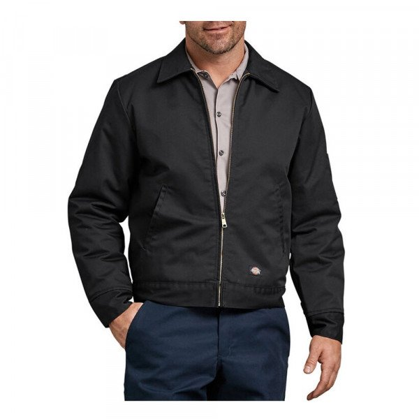 DICKIES JACKET UNLINED EISENHOWER JACKET BLK S20