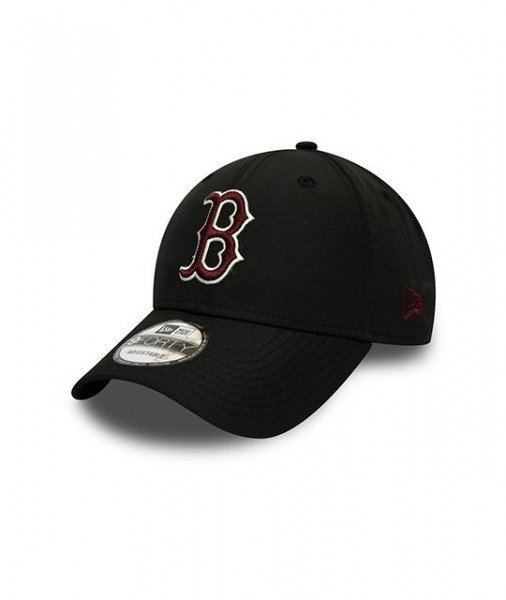 NEW ERA CEPURE MLB 9FORTY BOSTON RED SOX BLK S20