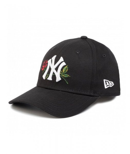 NEW ERA HAT TWINE MLB 9FORTY NEW YORK YANKEES BLK S20