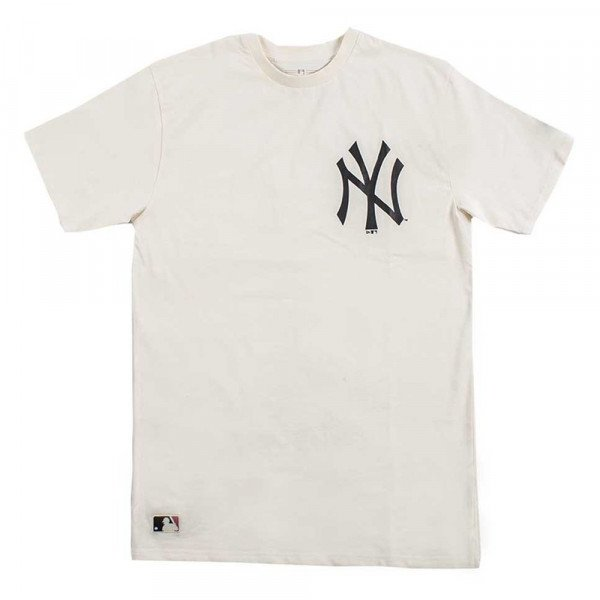 NEW ERA T-SHIRT MLB BIG LOGO OVERSIZED TEE NY YANKEES SFP S20