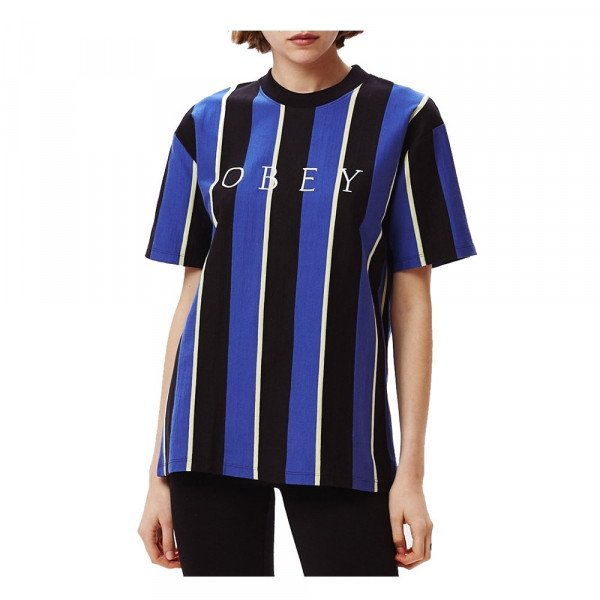 OBEY T-SHIRT SKEPTIC JERSEY COB S20