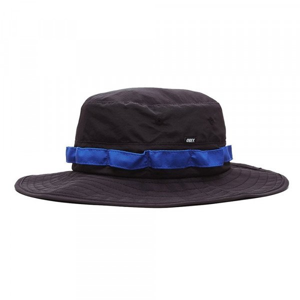 OBEY HAT BASIN BOONIE HAT BLK S20
