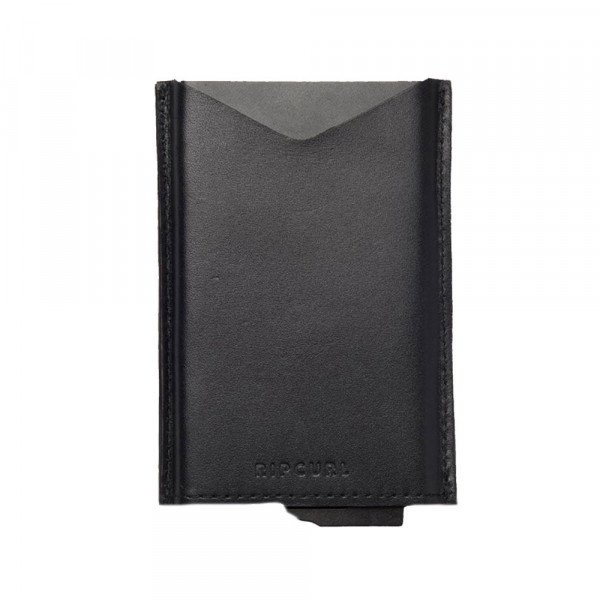RIP CURL MAKS MECHANICAL RFID SLIM BLACK S20