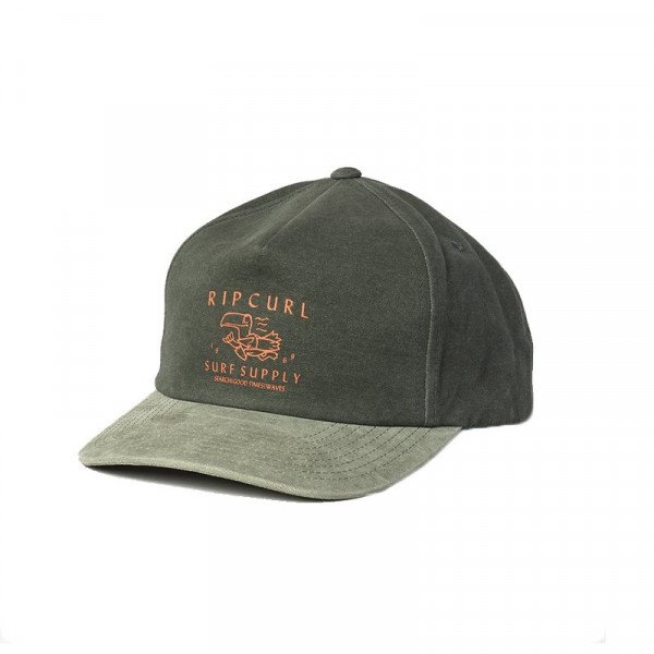 RIP CURL CEPURE GOODTIMES SNAPBACK DARK FOREST S20
