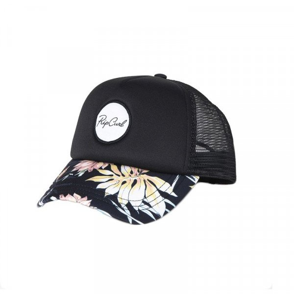 RIP CURL CEPURE PLAYA TRUCKER BLACK S20