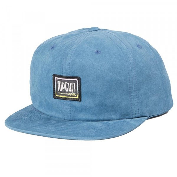 RIP CURL CEPURE NATIVE GLITCH SB CAP KIDS BLUE S20