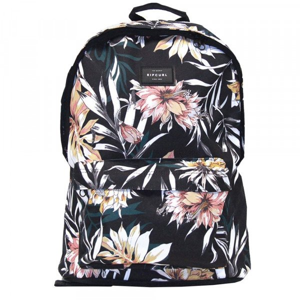 RIP CURL SOMA DOME PLAYA BLACK S20