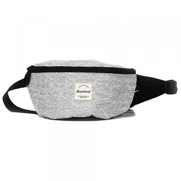 RIP CURL SOMA WAISTBAG MIX WAVE GREY S20