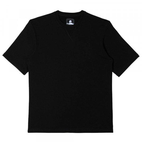 EDWIN T-SHIRT SHORT SLEEVES SWEAT BLACK S20