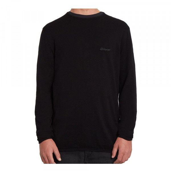 VOLCOM DŽEMPERIS RATLEY SWEATER BLK S20