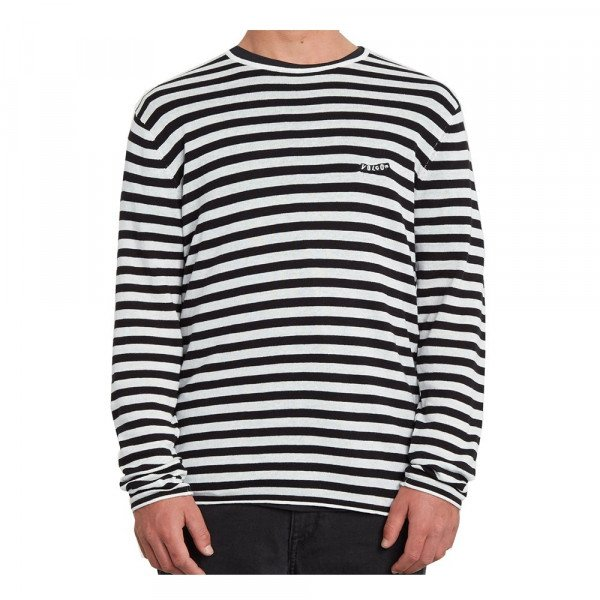 VOLCOM BEAMER SWEATER WHT S20