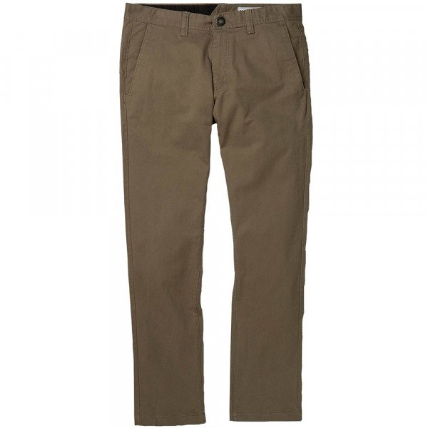 VOLCOM PANTS FRICKIN SLIM CHINO ARC