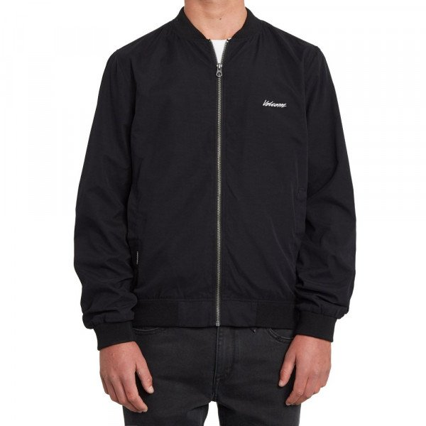VOLCOM JAKA BURNWARD JACKET BLK S20