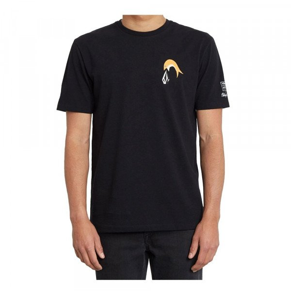 VOLCOM T-SHIRT P.C. AYERS FA SS BLK S20