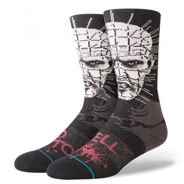 STANCE SOCKS LEGENDS OF HORROR HELLRAISER BLACK