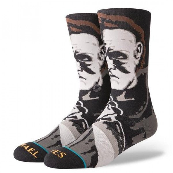 STANCE ZEĶES LEGENDS OF HORROR MICHAEL MYERS BLACK