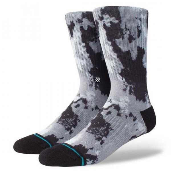 STANCE SOCKS SIDESTEP DAZED GREY