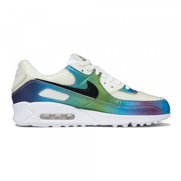 NIKE APAVI AIR MAX 90 20 SUMMIT WHITE MULTI COLOR S20