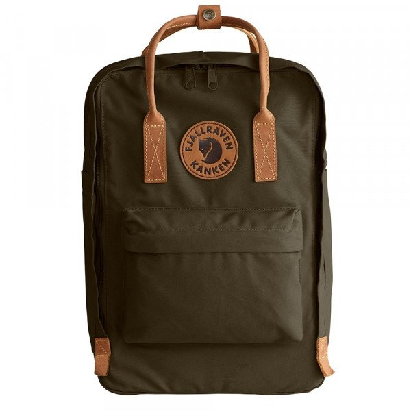FJALLRAVEN SOMA KANKEN NO.2 LAPTOP 15 DARK OLIVE