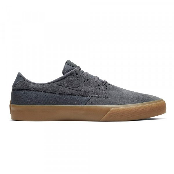 NIKE SHOES SB SHANE DARK GREY S20