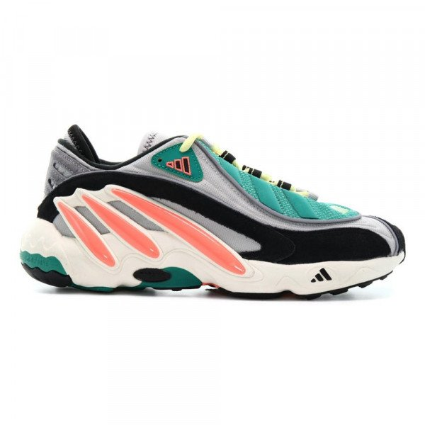 ADIDAS SHOES FYW 98 GREY TWO SIGNAL CORAL S20
