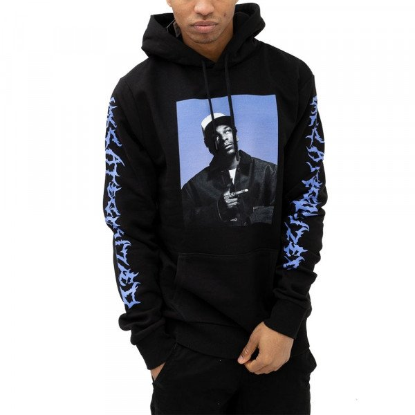 CHI MODU HOOD UNCATEGORIZED 2 BLACK PURPLE PRINT S20