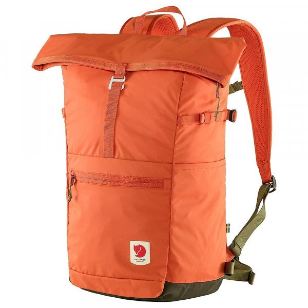 FJALLRAVEN SOMA HIGH COAST FOLDSACK 24 ROWAN RED