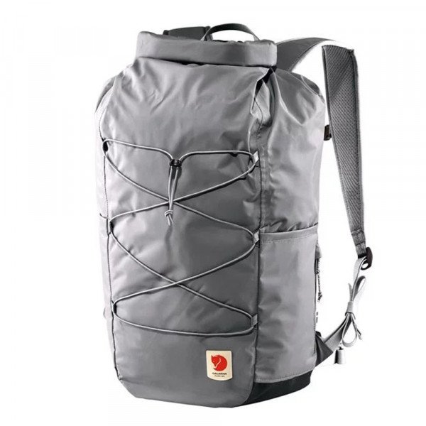 FJALLRAVEN SOMA HIGH COAST ROLLTOP 26 SHARK GREY