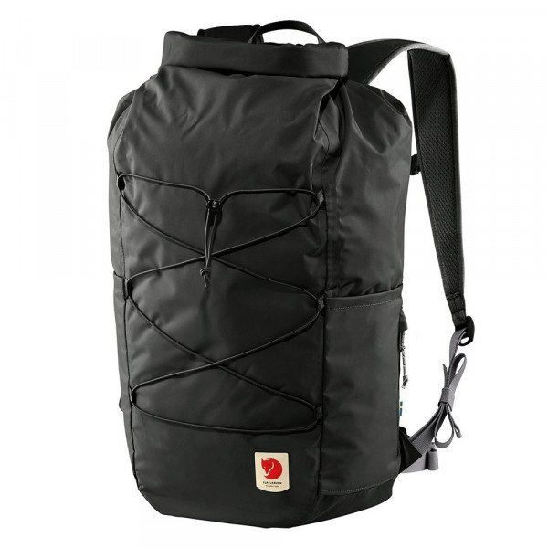 FJALLRAVEN SOMA HIGH COAST ROLLTOP 26 DARK GREY