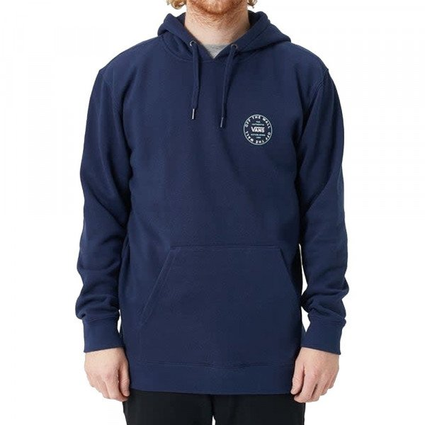 VANS HOOD OLD SKOOL CIRCLE PO DRESS BLUES S20